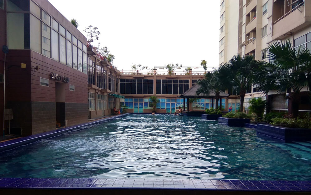 Centro City Residence's facilities