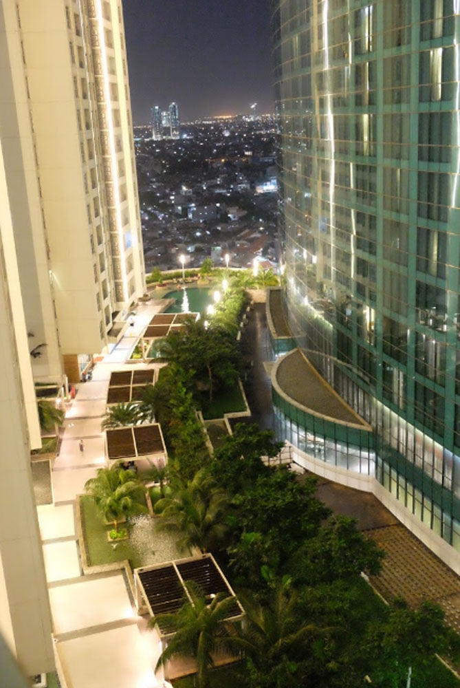 Central Park Residence's facilities