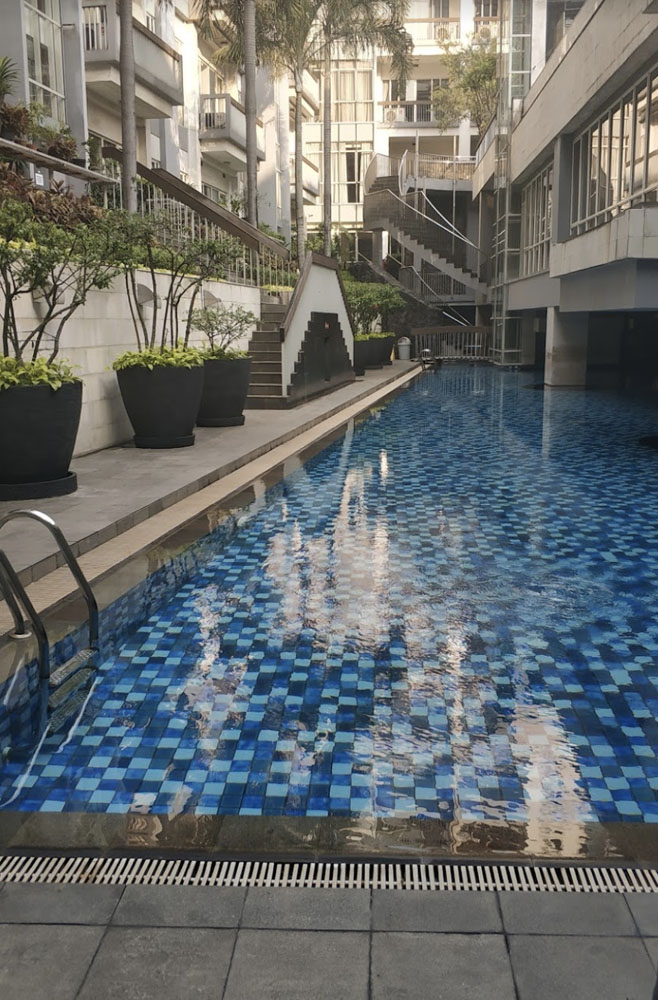 Pearl Garden Apartment's comfort and convenience