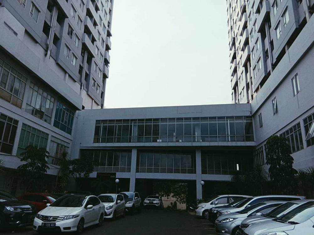 Menteng Square Apartment's facilities
