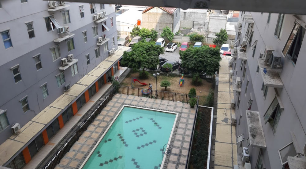 East Park Apartment's facilities