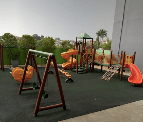 Niffaro Park's facilities
