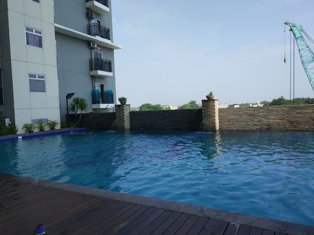 Gading Greenhill's facilities