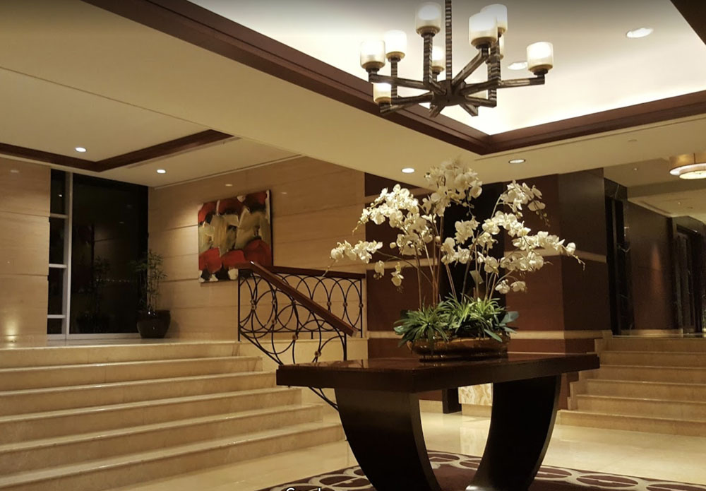 The Capital Residence's comfort and convenience
