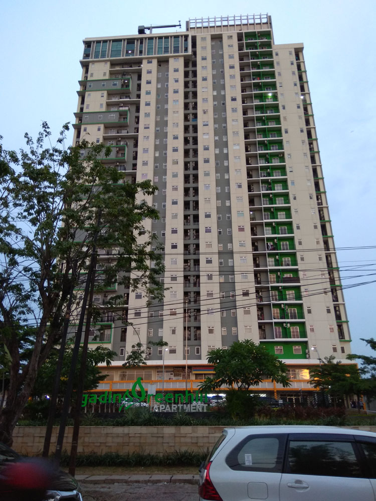 Gading Greenhill's comfort and convenience