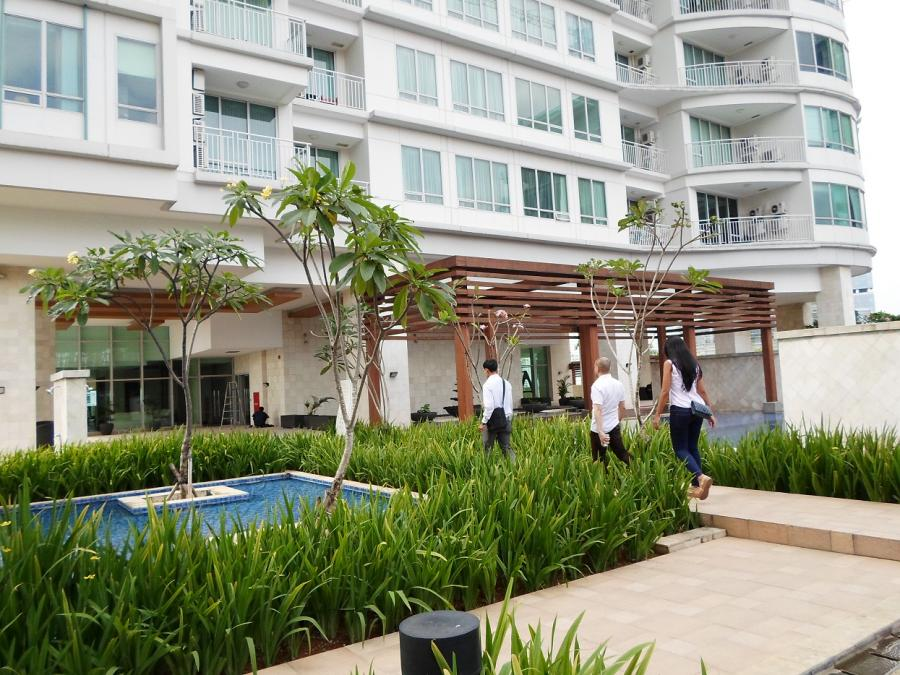Denpasar Residence's comfort and convenience