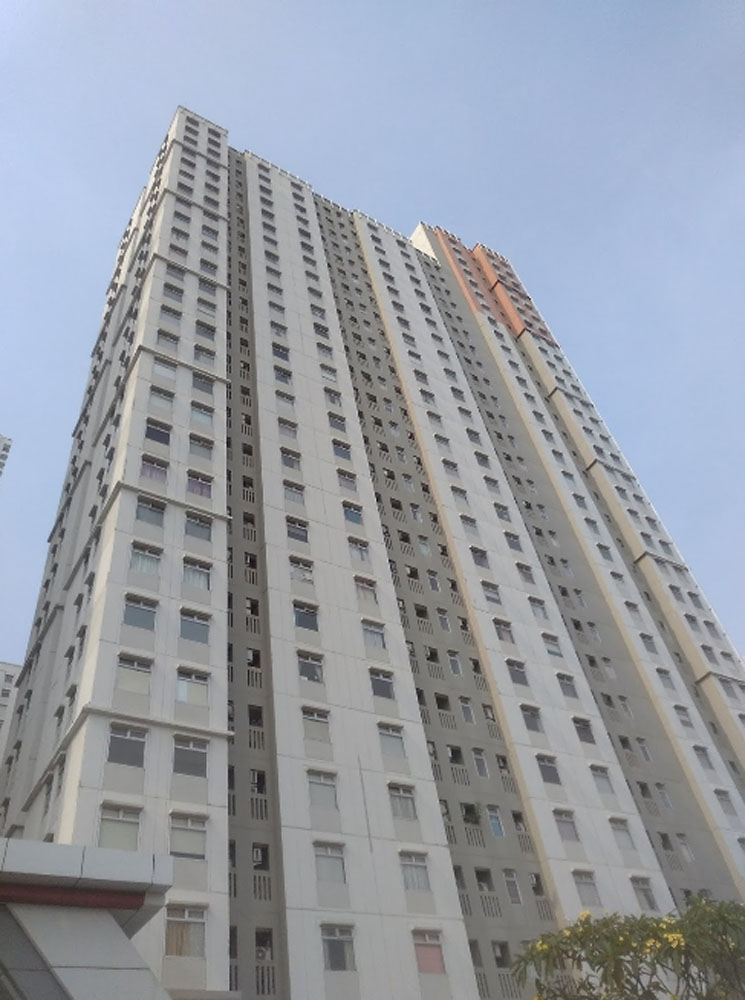 Green Bay Pluit Apartment's comfort and convenience