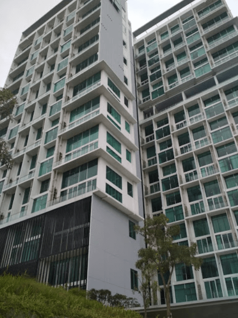 Satu8 Residence's comfort and convenience