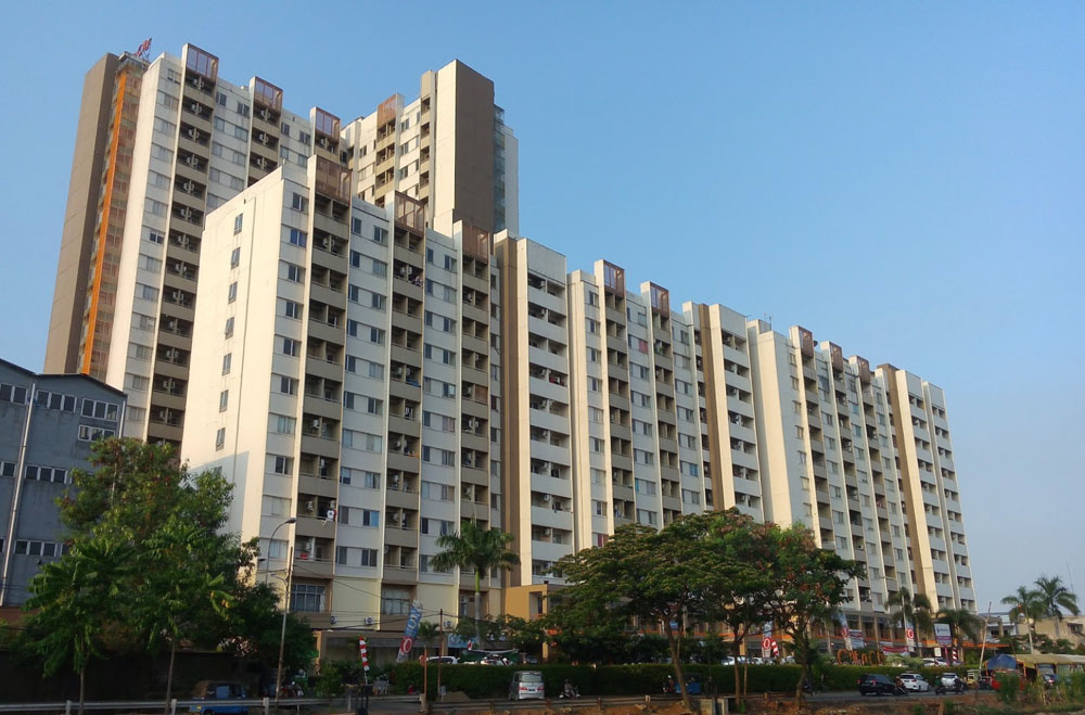 Centro City Residence's comfort and convenience