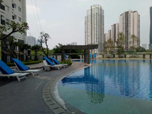 The Wave Apartment's facilities